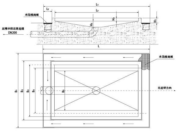 DT型带式脱水机
