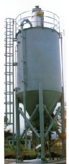 石灰料仓投加系统